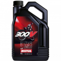 Motul 300V 4T 5w40 FL Road Racing (esther core) 4L